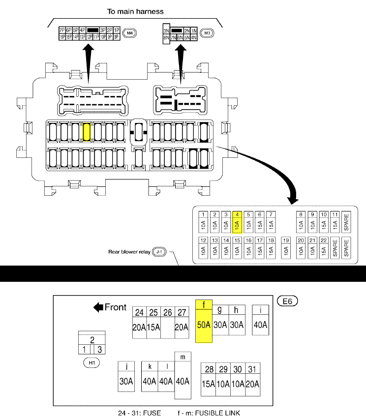 Diagram Nissan Armada Fuse Diagram Full Version Hd Quality Fuse Diagram Hpvdiagrams Roofgardenzaccardi It