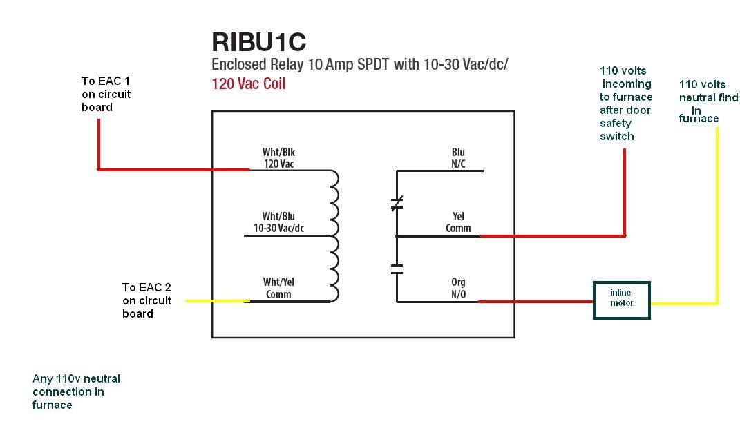 30 Rib Relay Wiring Diagram