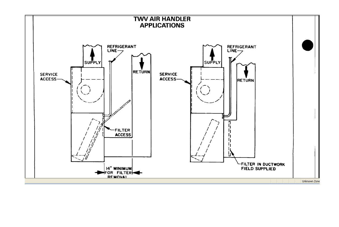 Trane Residential Air Handler Diagram Free Download Fedders Wiring Example Electrical U2022