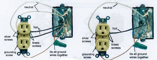 Ask Your Own Electrical Question  sc 1 st  JustAnswer.com : wall outlet wiring - yogabreezes.com