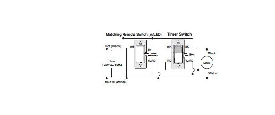A Three Way Switch Wiring With Timer - Basic Wiring Diagram •