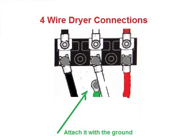 i have a kenmore elite he4 dryer with a three prong power ... 3 wire dryer schematic wiring diagram #2