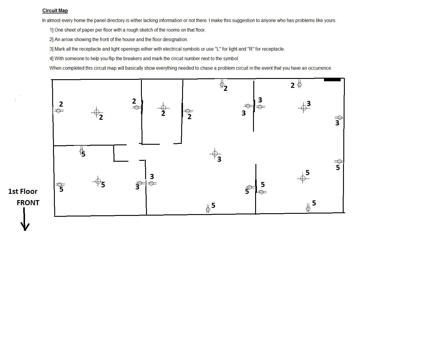 Afci Wiring Symbols Ask Answer Diagram Open Neutral I Have A House Constructed In 2007 The Lights And Outlets Are Out Rh Justanswer Com Tester Square D