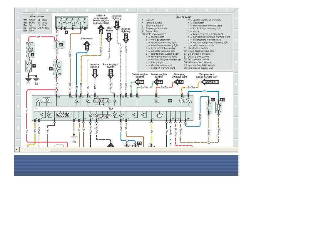 Mick  thank you for your help with the    wiring       diagram     have you got a    wiring       diagram    for a 1998