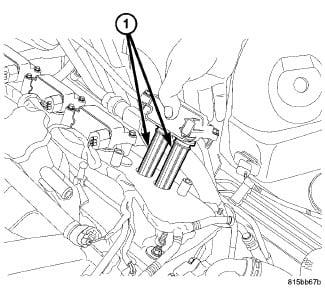 Coil on 03 Ram Throttle Body