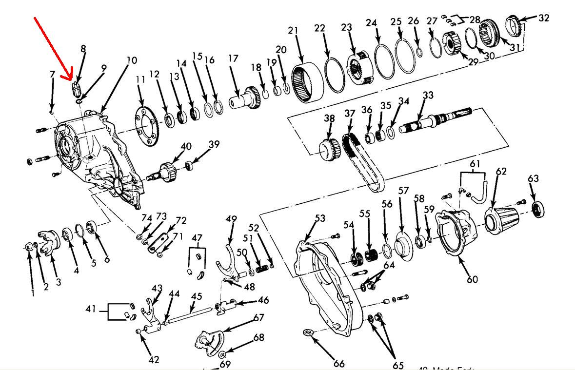 service manual  exploded view of 1995 plymouth neon manual