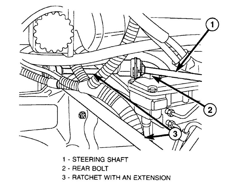 i am tryong to install new upper a arms in my 2003 liberty but the Jeep Liberty Trailer Wiring Diagram graphic