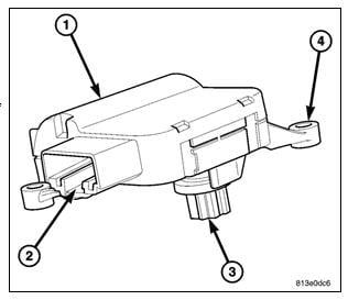 Where is the 2005 grand cherokee heater blend door for Jeep grand cherokee blend door actuator motor