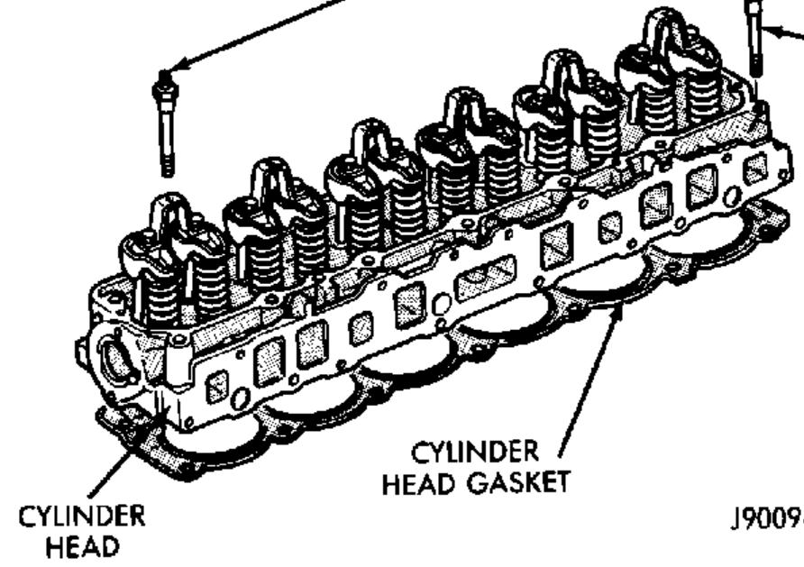 Jeep Cherokee My 1998 Jeep Cherokee 40 Enginetwo wheel drive – Diagram Of Head In Jeep 4.0 Engine