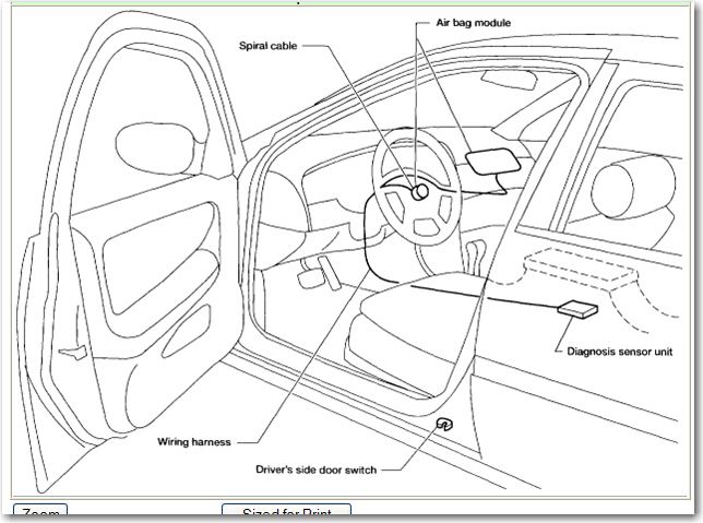 2pl5y Automotive Question Airbag Controller Module on 2010 Chevy Equinox Parts Diagram