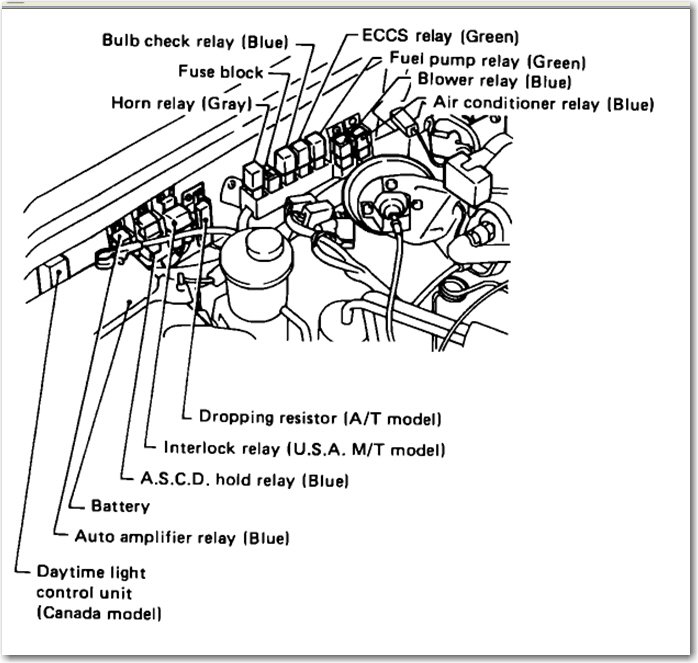 2000 nissan pathfinder radio replacement diagram html