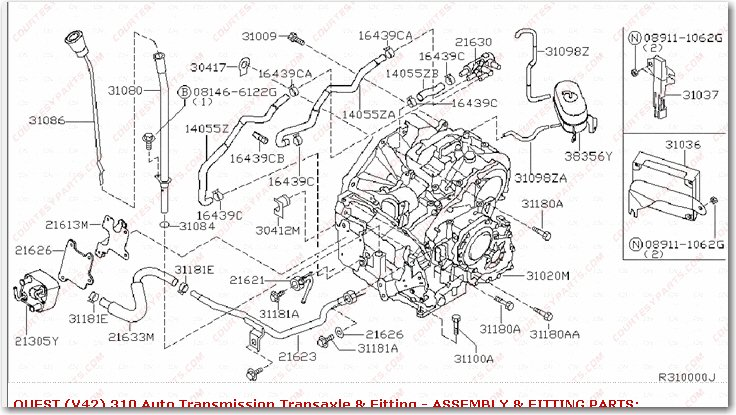 Engine Diagram For 2000 Nissan Quest on 2004 Infiniti I35 Fuel Filter Location