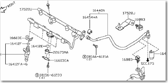 Dodge Charger Fuel Filter Location together with Wiring Diagram For Nissan Micra further 1989 Nissan 240sx Wiring Diagram moreover Nissan 240sx Wiring Diagram likewise 2003 Nissan 350z Engine Wiring Harness. on nissan 240sx fuel filter location