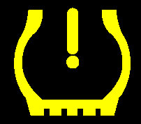 Checking Tire Pressure >> I'm trying to find out what a dashboard light means in my 2007 Camry SE. I can't find it in the ...