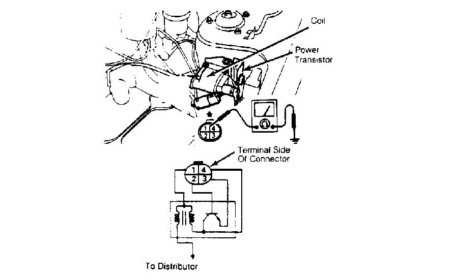 1993 nissan pickup alternator wiring diagram