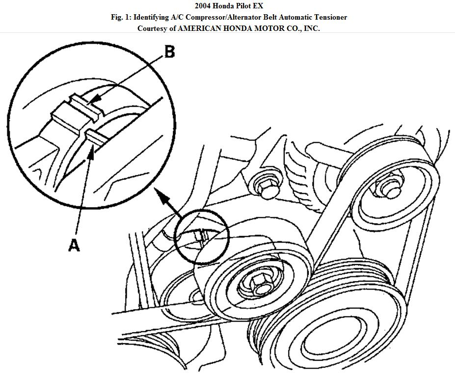 Honda Pilot Alternator Wiring Diagram