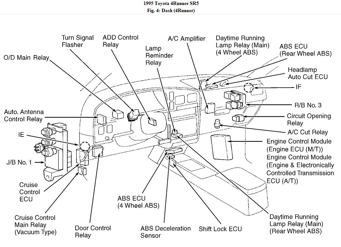 95 4runner 3vze once warm idle bounces then dies, misses ... toyota 3vze engine ignitor diagram