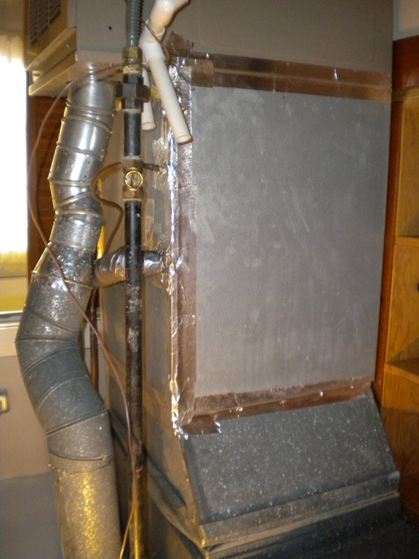 How Do I Change Air Filter On My Goodman Furnace Where Is