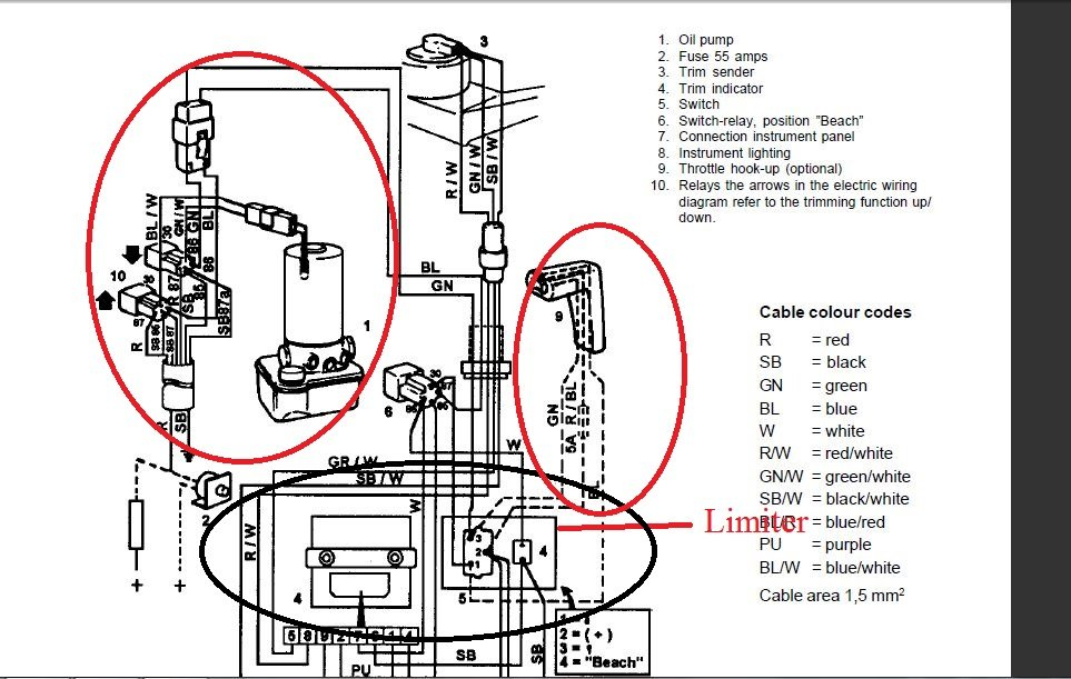 2013 05 13_174625_dpbtrim i have a 1991 cobalt 222 with a volvo penta 740a dp the outdrive mercruiser alpha one trim pump wiring diagram at panicattacktreatment.co