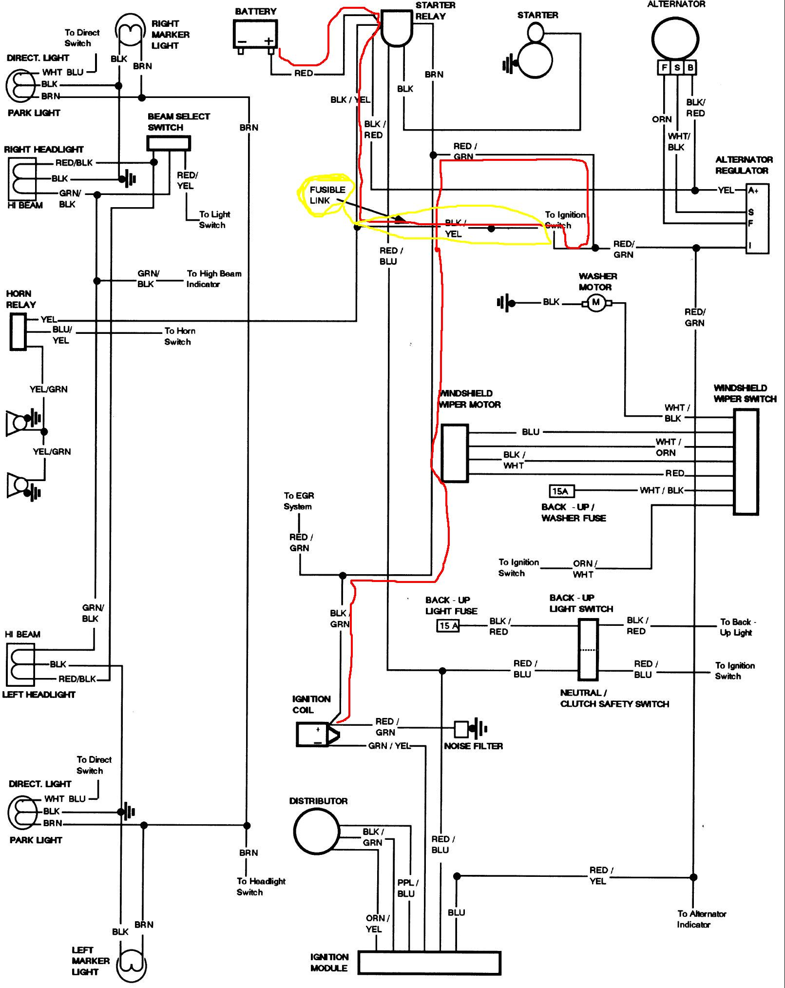 wiring diagram car voltage regulator & top basic wiring diagram for 94 ford f-150 wiring diagram 75 f150 voltage regulator parts at it and hoping it fixes it rh justanswer com car voltage regulator diagram 1978 f150 voltage regulator wiring