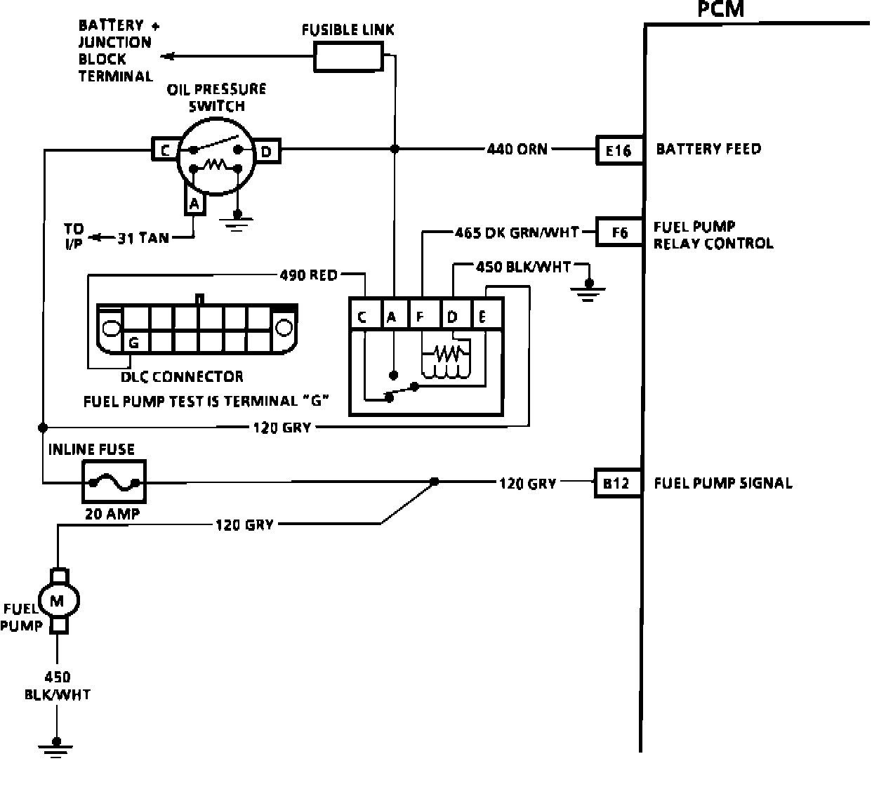 Where Is The Gas Relay Located On A 1994 Chevy Cheyenne 3500 1 Ton 440 Big Block Wiring Diagram Graphic