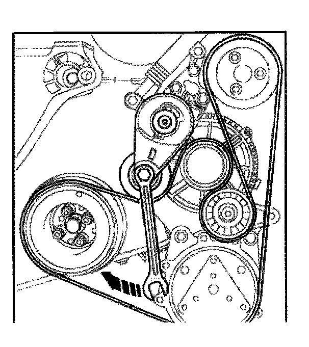 2000 vw diesel can i get a diagram of how the serpentine belt rh justanswer com 2002 VW Beetle Engine Diagram 1972 VW Beetle Engine Diagram