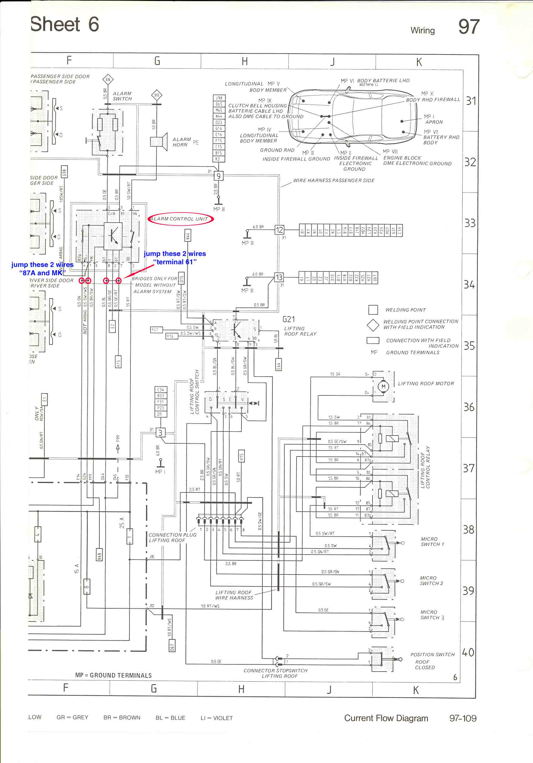 Porsche 944 Alarm Wiring Diagram Worksheet And Engine I Have An 88 That Gets No Spark Power To The Rh Justanswer Com 911 1983 Fuse