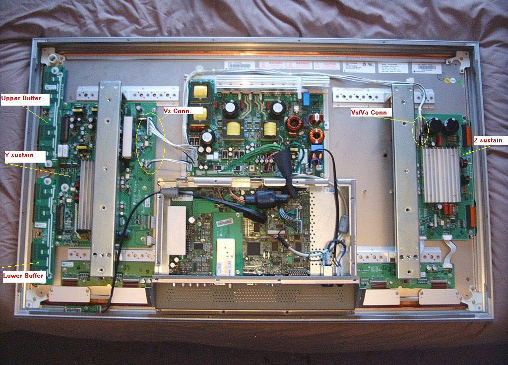 I Have A Sanyo Model   Dp42756  Flat Screen 42 U0026quot   It Just
