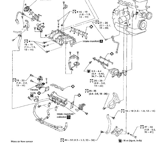 Ka24de Engine Diagram - Wiring Diagram & Cable Management on