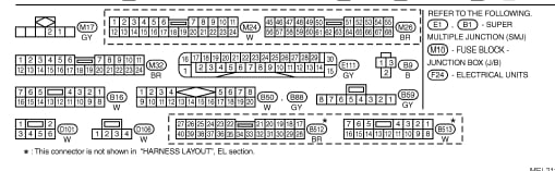 I Need A Wiring Diagram For Power Seats Out Of A 2001 Qx4