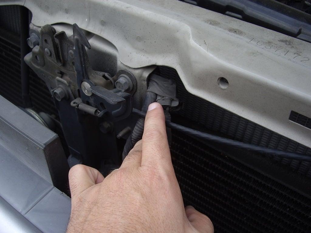Nissan frontier condenser fan wiring harness free download
