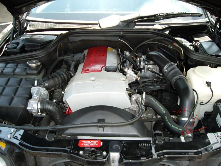 I have a 2000 mercedes benz c230 kompressor and it has for 2000 mercedes benz c230 kompressor