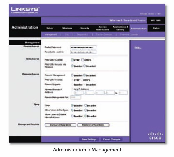 how to change linksys router name
