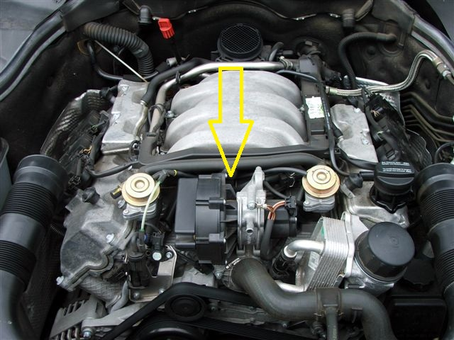 I have a 01 c320 v6 automatic has to pass deq but there for Mercedes benz engine number check