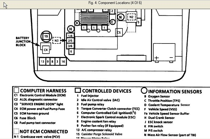 i have a 1990 buick century custom with the 3.3 and auto ... 1990 buick century pcm wiring diagram #11
