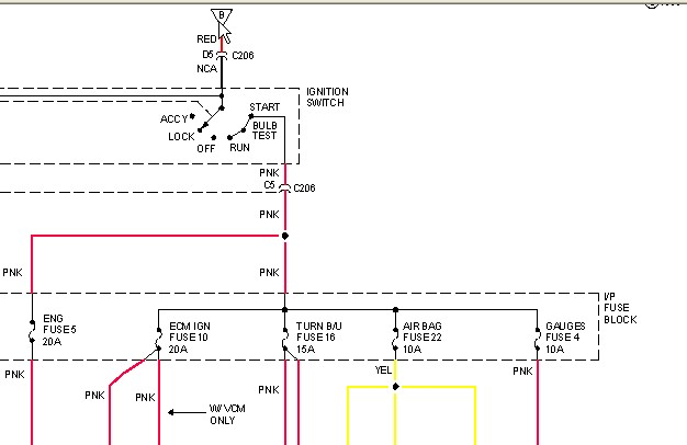 4 3 vortec wiring diagram 1996 chevy s10 blazer w/4.3 vortec,2 weeks from having the ... 4 3 vortec wiring harness diagram