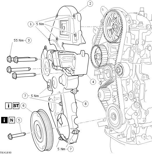 ford focus st engine diagram ford focus oil leak wiring