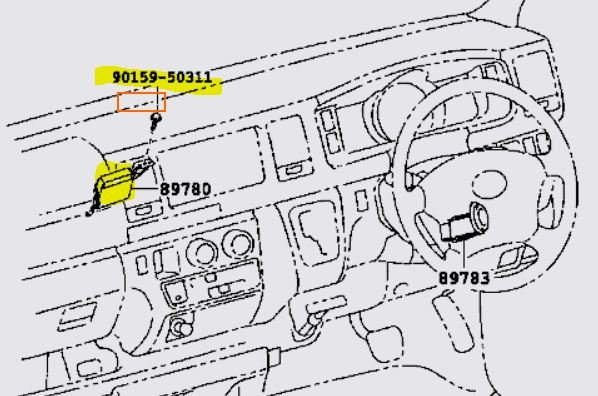 2002 lancer fuse panel diagram