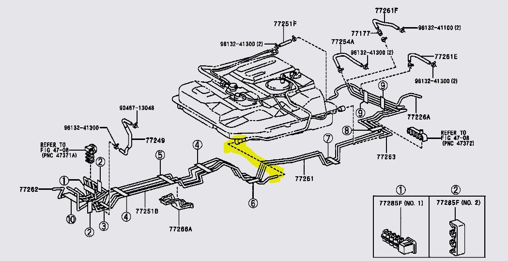 2003 rav4 wiring diagrams automotive