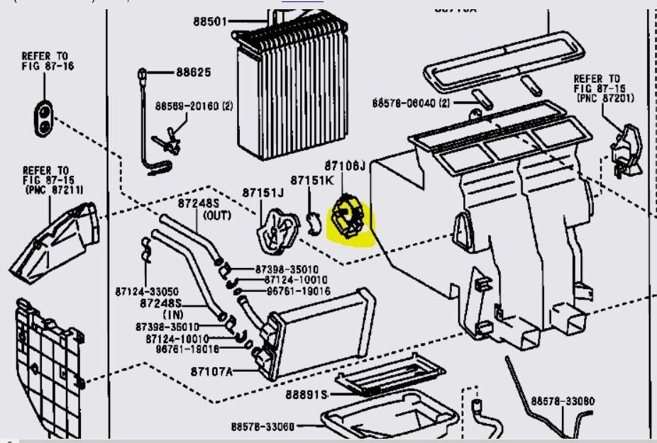 toyota highlander wiring diagram toyota highlander belts