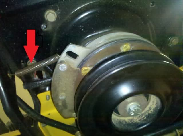 I replace damaged blades with new  Removal requires remove