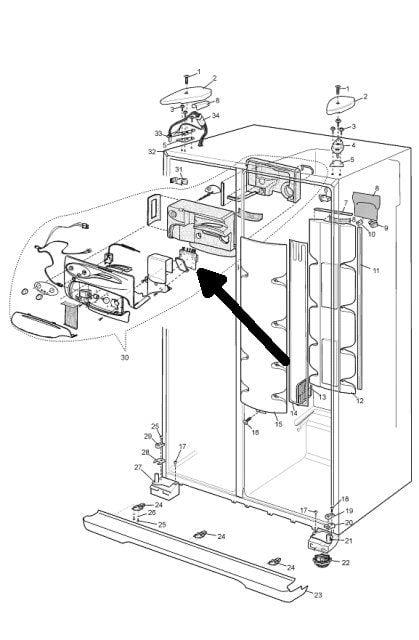 Kic Fridge Thermostat Wiring Diagram