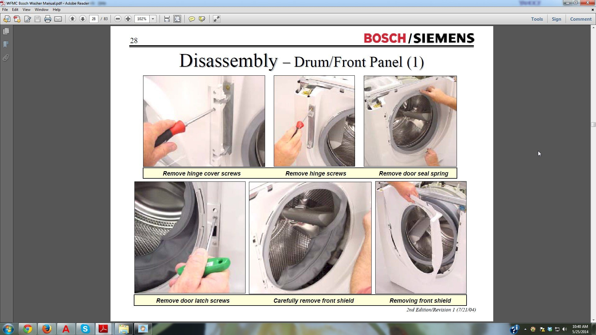 bosch nexxt 300 won t drain i cleaned out drain and replaced