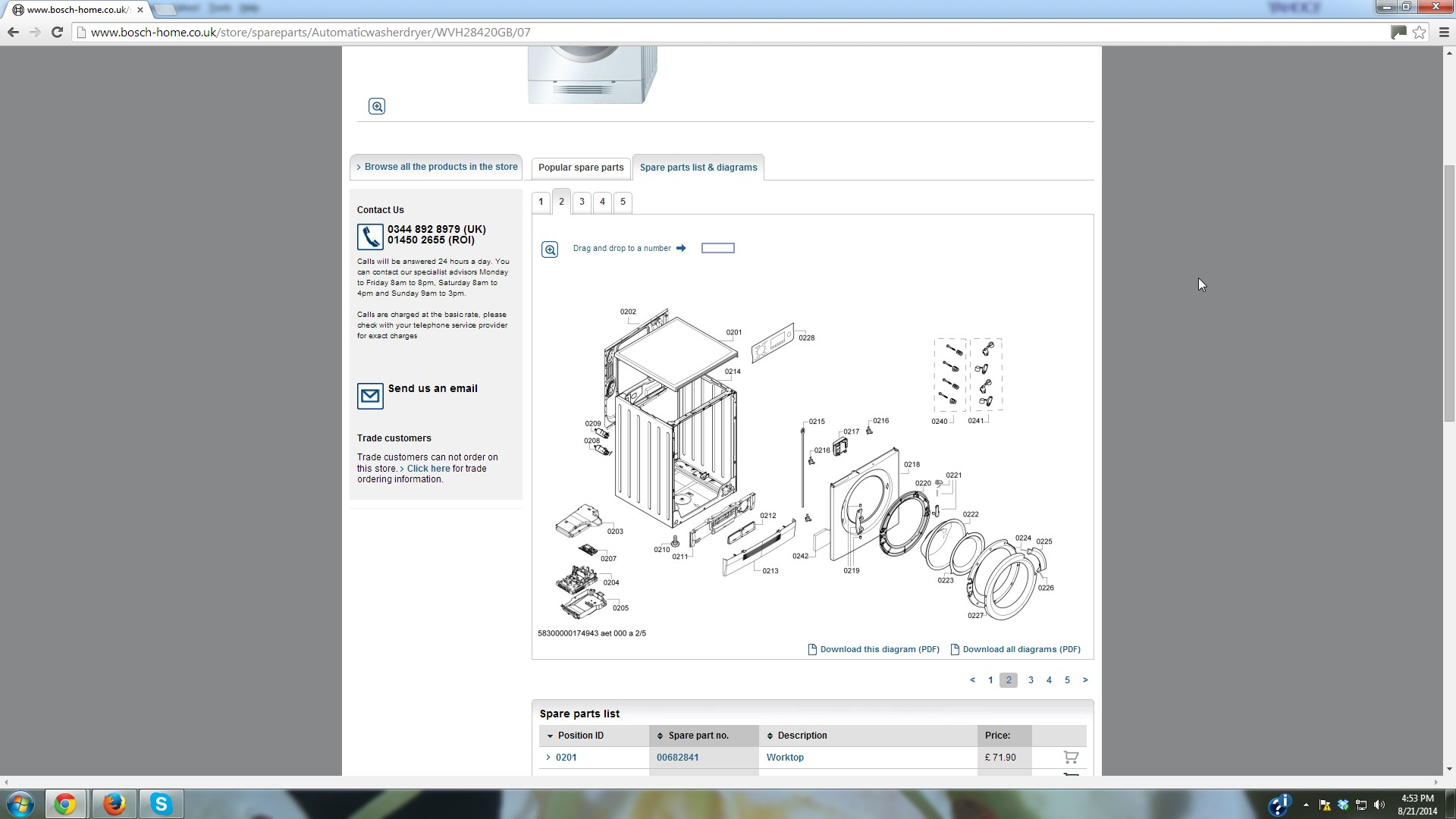 Bosch wtw86561gb – dryer with heat pump   user manual – devicemanuals.