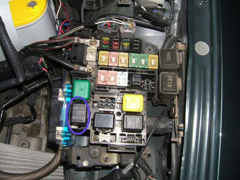 why won t the gauge lights and parking lights work on my 96 millenia rh justanswer com 2002 mazda millenia fuse box 99 mazda millenia fuse box