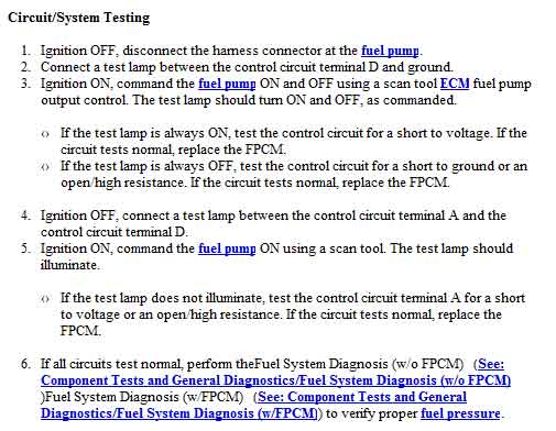 Tank Trouble 1 >> How to repair trouble code p069e on a 2009 chevy Silverado 4.8l