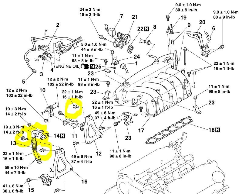2000 mitsubishi montero sport engine diagram 2000