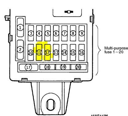 2012 09 30_234949_capture is there a fuse behind the radio in a 1997 mitsubishi diamante? my 2002 mitsubishi diamante fuse box diagram at readyjetset.co