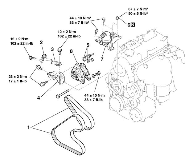 2010 Hyundai Sonata Parts Diagram as well T11652091 2004 chrysler sebring its 2 4 liter as well P 0996b43f80379139 together with Mitsubishi Outlander 2003 Fuel Pump Location likewise 2004. on 06 sonata 2 4 drive belt