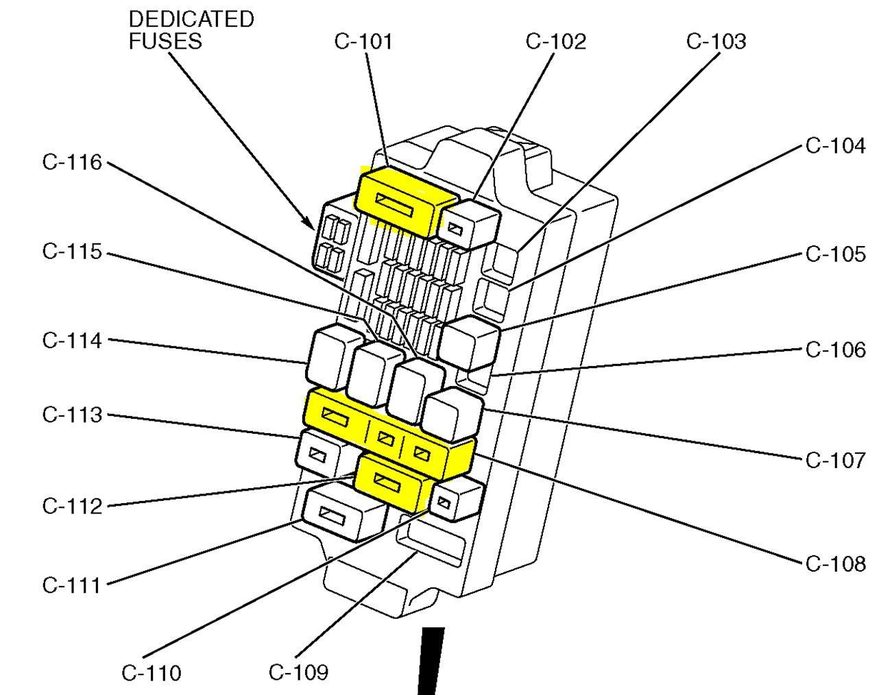 diagram of fuse partment of mitsubishi eclipse 2001 wiring library Dodge Dakota OEM Wheels 2003 eclipse gs 2 4l automatic have no turn signals or hazards rh justanswer 96 mitsubishi eclipse spyder fuse box books of wiring diagram